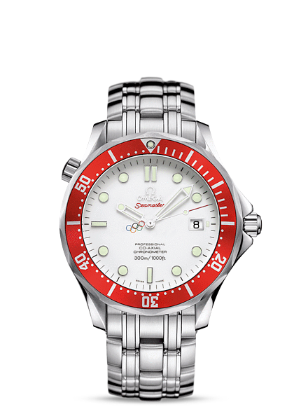Omega Seamaster 300 Vancouver Olympics 212.30.41.20.04.001