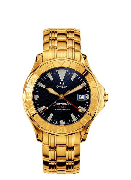 Omega Seamaster 300 GMT 2134.80.00