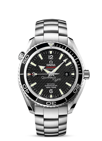 Omega Seamaster Planet Ocean Quantum of Solace 222.30.46.20.01.001