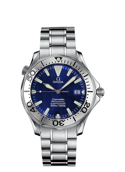 Omega Seamaster 300 'Electric Blue' 2255.80.00