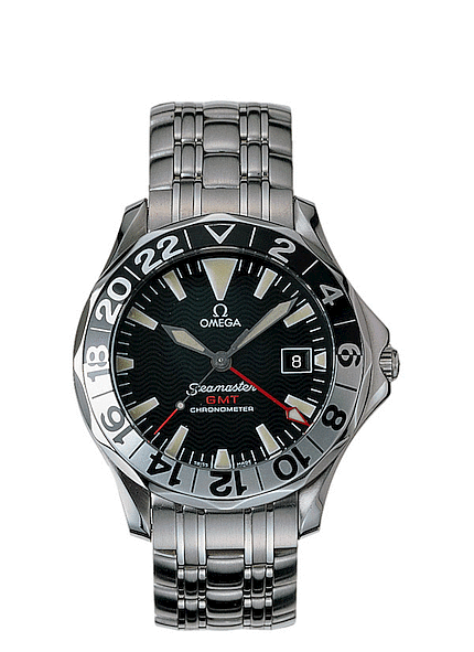 Omega Seamaster 300 GMT 50th Annviersary 2534.50.00