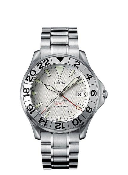 Omega Seamaster 300 GMT 2538.20.00