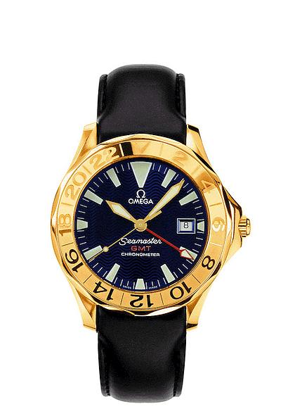 Omega Seamaster 300 GMT 2634.80.93