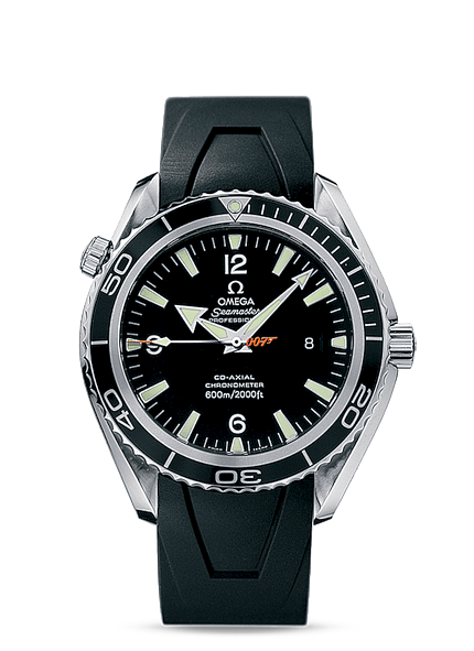 Omega Seamaster Planet Ocean Casino Royale 2907.50.91