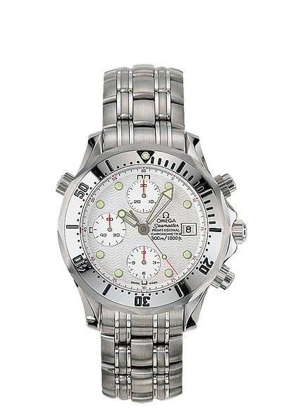 Omega Seamaster 300M Chronograph 2598.20.00